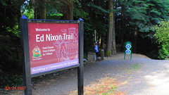 Ed Nixon Trail Hwy-1 End (Bill 1.75 Million views) Tags: langford langfordlake swimming playground children cycling bicycle ednixon goldstream westhills parkway leigh leighplace canon t3i d600 600d