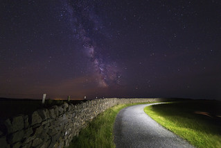 The road to the Worms Head