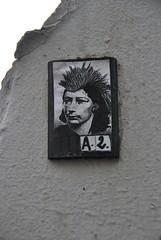 A.2. (emilyD98) Tags: a2 street art paris insolite collage 13ème 13 ème 75013 mur wall rue urban exploration city ville installation