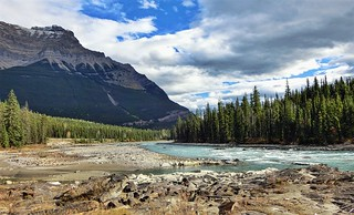 Athabasca Falls - Jasper National Park, Alberta, CA [explored]