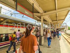 Alcala de Henares Station (_takau99) Tags: 2016 alcala alcaladehenares henares architecture attraction cultural culture de destination europe european june madrid spain spanish station takau99 tour tourism tourist travel trip