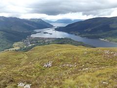 Loch Leven from the Pap of Glencoe, Highland, Scotland, 23 July 2017 (AndrewDixon2812) Tags: glencoe loch leven highland scottish scotland pap mountain ballachulish ardgour sgorrnaciche