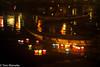 Lanterns in Hoi An (theglobalraconteur) Tags: people nightmarket lighting boat hoianbridge vietnam river lanterns hoian