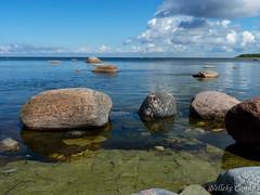 Seaview (Nelleke C) Tags: 2016 estland estonia panga saaremaa cliffs coast holiday kliffen kust landscape landschap sea steen stone vakantie zee
