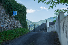 Rue notre dame du Montagnou (alainlecroquant) Tags: coteauxdesaintpédebigorre saintpédebigorre coteaux abbatiale palombière randonnée hautespyrénées vaches lavoir ferme cheval vtt fleurs