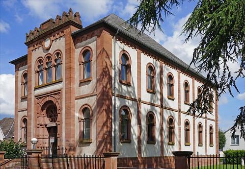L'ancienne synagogue (Niederbronn-les-Bains)