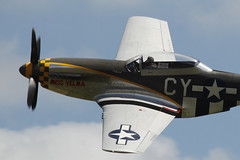 TF-51 Mustang (DaveStrong) Tags: canon 5d 5dmarkii 5dii 5d2 5dmark2 mark markii mark2 ii 2 70200 70200mm 70200f4 70200l uk united kingdom bedfordshire old warden shuttleworth planes sky summer sun cloud clouds aeroplane aeroplanes airplane airplanes fly flying wwii wwi world war 1 pilot