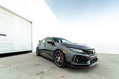 Honda Civic Type R | ACE Alloy Wheels (ACEALLOYWHEEL/AMF FORGED) Tags: honda civic type r fk8 acealloy acealloywheel acewheels acealloywheels aff02 flowform wheels 20 aftermarket