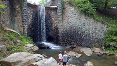Asheville (heytampa) Tags: asheville biltmore biltmoreestate waterfall conner paxton hey stream brook water