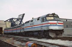 Amtrak F40PHR 298 (Chuck Zeiler) Tags: amtrak f40phr 298 railroad emd locomotive chicago chuckzeiler chz