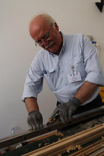 rod maker silvano Sanna 1