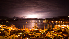 Thunderstorm - Poros island ,  Samsung galaxy S7 (Makis Tzanis) Tags: the best camera is one thats with you thunderstorm poros island samsung galaxy s7