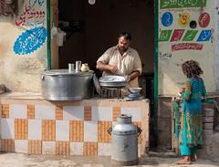 0F1A1349 (Liaqat Ali Vance) Tags: milk yogurt man girl shop people faces google lahore liaqat ali vance photography punjab pakistan street photos life