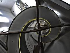 FUNDACION TELEFONICA MADRID5 (Pedro Angel Ruiz) Tags: escaleras peldaños estructuras stairs escalones formas singulares escalinatas steps spiral espirales form structures fundacion telefonica madrid fundaciontelefonica