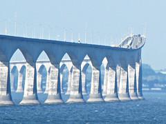 S'élever / Rising (deplour) Tags: pont confédération bridge cap journimain cape détroit northumberland straight