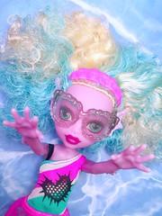 Oh yeah! (nevraforever) Tags: kelpieblue monsterfamily monsterhigh