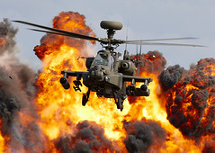 Westland WAH-64D Apache (Graham Paul Spicer) Tags: westland boeing wah64 apache helicopter attack assault armed aac army britisharmy gunship military warplane