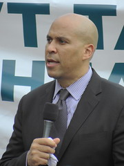 TWH31283 (crop) (huebner family photos) Tags: sony hx100v washington dc 2017 protests demonstrations peoplesfilibuster healthcare politicians corybooker