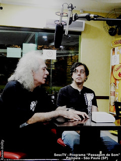 Tony Babalu e Adriano Augusto - Programa Passagem de Som (SescTV)