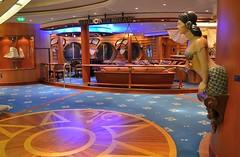 Liberty of the Seas (Jeffrey Neihart) Tags: jeffreyneihart nikon nikkor nikond5100 nikon1855mm ship caribbean royalcaribbean libertyoftheseas schoonerbar mermaid lounge