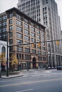 Cleveland Ohio  ~  Caxton Building  ~ Formley Publishing Building