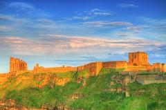 Tynemouth Castle and Priory (Jeffpmcdonald) Tags: tynemouthcastleandpriory castle priory tynemouth tyneandwear uk jeffpmcdonald nikond7000 july2017