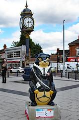 Bussy Bear (ahisgett) Tags: birmingham children's hospital charity wild art big sleuth 2017 bearmingham bear sculpture street