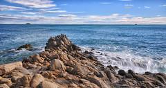 (465/17) Un momento (Pablo Arias) Tags: pabloarias photoshop photomatix nxd españa cielo nubes playa mar agua villajoyosa alicante