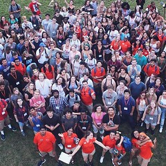 We can't believe that today starts the final session of orientation! Welcome to the Hawks family, Session 5! #nporientation #npsocial #newpaltz #sunynewpaltz (New_Paltz) Tags: suny new paltz college university ny hudson valley