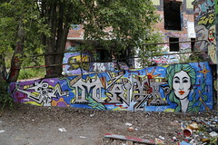 Pispala fresh (Thomas_Chrome) Tags: graffiti streetart street art spray can wall walls fame gallery hof legal pispala tikkutehdas tampere suomi finland europe nordic chrome