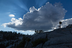 Of Light & Clouds (Ken Krach Photography) Tags: yosemitenationalpark clouds