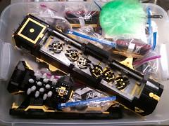 Telum Repack (DJ Quest) Tags: lego tote repack moc space micro ship blacktron