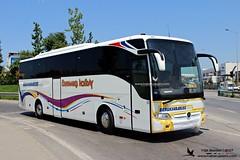 Mercedes Benz Tourismo 15 Sweden (Haber Ulaşım) Tags: mercedes benz tourismo 15 turkey sweden export bus busspotter photobus