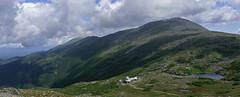 Lakes of the Clouds, New Hampshire (jtr27) Tags: dsc054925492fr jtr27 sony alpha nex6 nex emount mirrorless ilc ilce sigma 19mm f28 exdn wideangle landscape whitemountains newhampshire nh newengland hike hiking ammonoosuc ravine trail lakesoftheclouds amc hut monroe washington mountain summit presidential range
