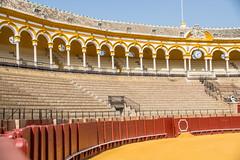 Maestranza (Fede A. Ruiz) Tags: maestranza plazadetoros plaza toro sevilla