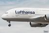 Lufthansa Airbus A380-841 D-AIML Hamburg (891353) (Thomas Becker) Tags: lufthansa dlh airbus a380841 a380800 a380 daiml hamburg staralliance msn149 021213 fwwsx 050514 lh721 beijing pek fraport flughafen airport aeroport aeropuerto aeroporto fra eddf frankfurt plane spotting aircraft airplane avion aeroplano aereo 飞机 vliegtuig aviao аэроплан samolot flugzeug germany deutschland hessen rheinmain nikon d800 nikkor 70200 vrii fx raw gps aviationphoto cthomasbecker 170720 arrival noseshot geotagged geo:lat=50039523 geo:lon=8596970 aerotagged aero:airline=dlh aero:man=airbus aero:model=a380 aero:series=800 aero:tail=daiml aero:airport=eddf