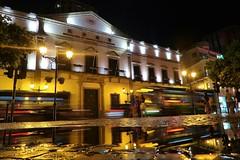 Night reflection, Macau (namhdyk) Tags: macau asia urban reflection canon canong7x