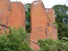 Klosteruine in Hude (philosaphira) Tags: hude niedersachsen lowersaxony kloster klosterruine ruine