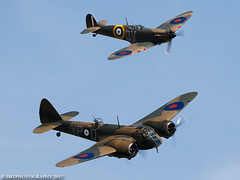 spitblen-1-1-1 (Stewart Taylor (SMT Photography)) Tags: flight flying flyingdisplay fighter flyinglegends fighters formation raf royalairforce spitfire supermarine supermarinespitfire bristolblenheim bristol blenheim aviation airshow aircraft air airdisplay aeroplanes aeroplane history historic battleofbritain nostalgia iwm iwmduxford iconic photography photo warbird wwii worldwartwo
