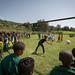 Makoto Hasebe, Japanese national soccer team player and UNICEF Japan Goodwill Ambassador visit to Ethiopia