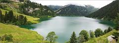 Lac-barrage de Saint-Guérin, Arèches-Beaufort, Savoie, Alpes, France (claude lina) Tags: claudelina france rhônealpes alpes savoie barrage barragedesaintguérin beaufortin beaufort arèches landscape