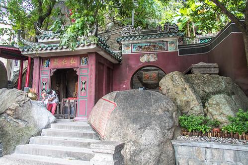 A-Ma Temple III