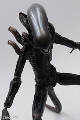 _DSC1012 (ZeroToyz) Tags: alien thedrone エイリアン revoltech 山口式 海洋堂 海洋堂山口式