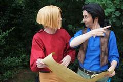 Tulio and Miguel (wiche603) Tags: cosday cosplay tulio miguel roadtoeldorado dreamworks