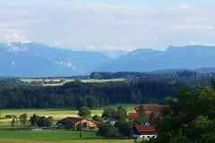 Mangfalltal bis zum Kaisergebirge (ingrid eulenfan) Tags: oberbayern landschaft berge kleinhöhenrain voralpen alpen chiemgau wendelsteingebiet