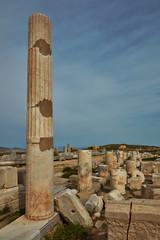 Delos (Thomas Mulchi) Tags: cycladesislands cyclades 2017 delos spring islandhopping southaegean greece column archaeologicalsite mikonos egeo gr