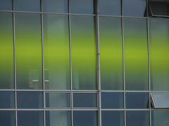 Beam (Ed Sax) Tags: gelb grün fascade glas fenster scheiben design altona edsax architektur gebäude halle cruise center hamburg freeandhansatownofhamburg vandersmissenstrase