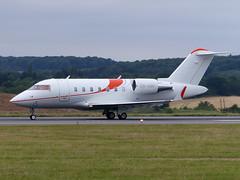 CL650 CS-DOF (gulfstreamchaser) Tags: csdof bombardier canadair challenger cl650 eggw ltn luton