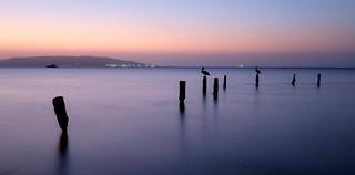 Paracas sunset, Peru