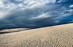As night approaches (ncamill) Tags: whitesandsnationalmonument sky storm whitesands landscape lascrucesnewmexico newmexico travel twilight nationalmonuments sand